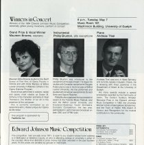 Image of Winners of Edward Johnson Music Competition, p.21