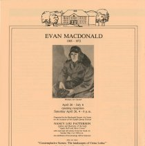 Image of Evan Macdonald Exhibit, p.20