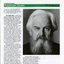 Image of Robertson Davies, p.33
