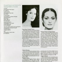 Image of Principal Dancers & Soloists, National Ballet of Canada, p.25