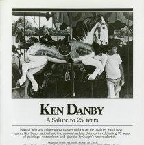 Image of Ken Danby Exhibit, Macdonald Stewart Art Centre, p.35