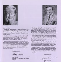 Image of Message from Mayor John Counsell, p.3