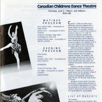 Image of Canadian Children's Dance Theatre, p.19