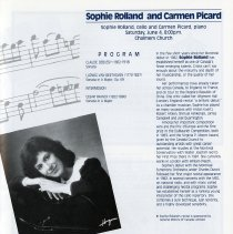 Image of Sophie Rolland and Carmen Picard, p.21