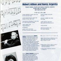 Image of Robert Aitken and Nancy Argenta, p.9