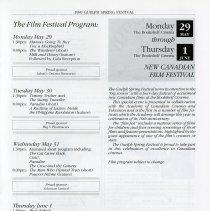 Image of The Film Festival Program, p.21