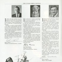 Image of Message from Mayor John Counsell, p.2