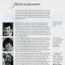 Image of Trinity of Organists, p.19