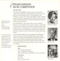 Image of Edward Johnson Music Competition, p.28