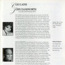 Image of Cleo Laine; John Dankworth, p.33