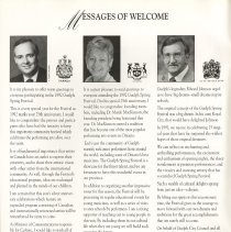Image of Messages of Welcome, p.2