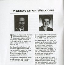 Image of Message from Mayor Joe Young, p.4