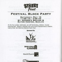 Image of Street Fest, Festival Block Party, p.52