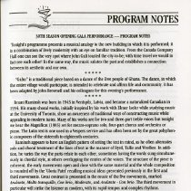 Image of Program Notes, p.39
