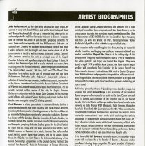 Image of Artist Biographies, p.51