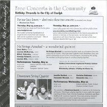 Image of Free Concerts in the Community, p.24