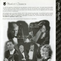 Image of Master Classes, p.27