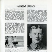 Image of Related Events in Guelph - Effie Smith; Col. John McCrae Home, p.39