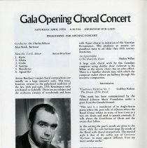 Image of Gala Opening Choral Concert, p.4