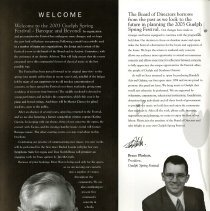 Image of Welcome from Barrie Cabena, Artistic Director, p.4