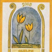 Image of 2008.55.30 - Program