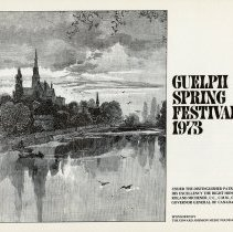 Image of Guelph Spring Festival 1973, p.3