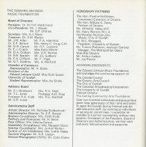 Image of The Edward Johnson Music Foundation; Edward Johnson Guild, p.48