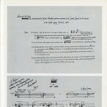 Image of Music for Violin Solo commissioned by Yehudi Menuhin, p.9