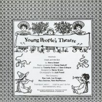Image of Young People's Theatre Program, p.17