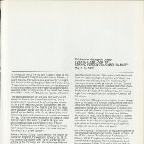 """Image of """"Toward a New Theatre..."""" Exhibition, p.41"""