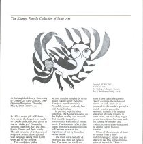 Image of The Klamer Family Collection of Inuit Art, p.30