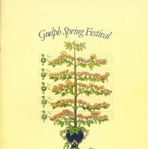 Image of 1980 Guelph Spring Festival Program