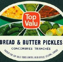 Image of Matthew-Wells Bread & Butter Pickles Label