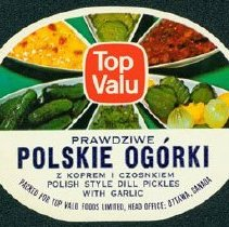 Image of Matthew-Wells Polskie Ogorki Label
