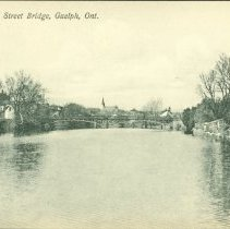 Image of Heffernan Street Bridge Postcard