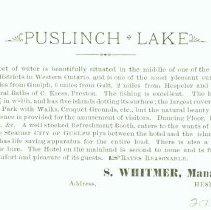 Image of Puslinch Lake Hotel - Back