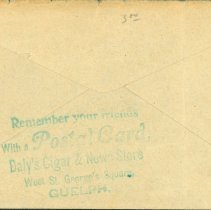 Image of 2009.23.6 - Envelope