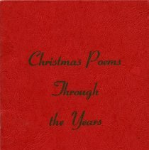 Image of Christmas Poems Through the Years