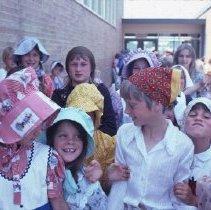 Image of Edward Johnson School Pioneer Day