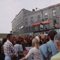 Image of Festivities opening day