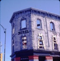 Image of Wellington Hotel Restoration
