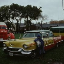 Image of Old Cadillac
