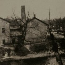 Image of Former Creamery and Norwich St. Bridge