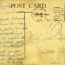 Image of Post Card -back