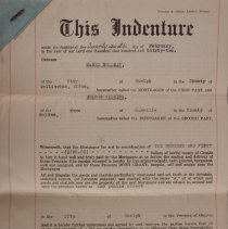Image of 2010.20.16 - Indenture