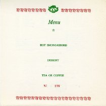 Image of Quarter Century Club Dinner November, 1970