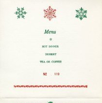Image of Quarter Century Club Dinner November, 1978