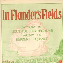 Image of In Flanders Fields Sheet Music