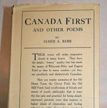 Image of Canada First