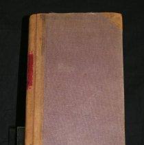 Image of Boer War Ledger cover